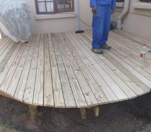Bulk Timber Sales Decking 18